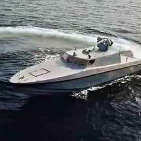 Παράδοση του πρώτου νέου σκάφους των Τούρκωνβατραχανθρώπων