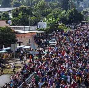 Η μετανάστευση από το Μεξικό προς τις ΗΠΑ μειώθηκε κατά 74,5%: Απόλυτα επιτυχημένη η πολιτικήΝ.Τραμπ