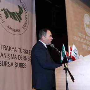 ΑΠΕΛΑΣΤΕ ΤΟΥΣ ΑΠΌ ΤΗΝ ΕΛΛΑΔΑ…!!! Δήμαρχοι Θράκης σε εκδήλωση με σημαίες της Τουρκίας και της «Ανεξάρτητης ΔυτικήςΘράκης»…