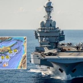 Οσμή πολέμου για το φυσικό αέριο στηΜεσόγειο