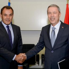 Ελλάδα – Τουρκία: Αρχίζουν ξανά οι συζητήσεις για τα Μέτρα ΟικοδόμησηςΕμπιστοσύνης
