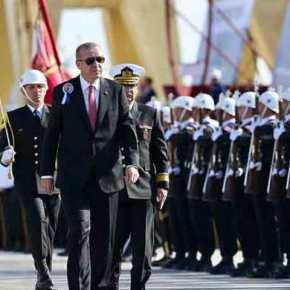 «Γκριζάρει» ξανά τα Ίμια ο Ερντογάν: Προειδοποιήσαμε τους Έλληνες γι'αυτό δεν είχαμε φέτοςεπεισόδιο