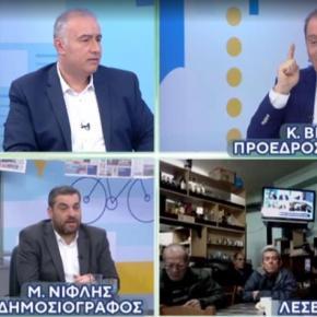Βελόπουλος στον ΑΝΤ1: δεν είμαστε έτοιμοι για σύρραξη με τηνΤουρκία