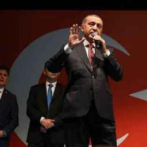 Ερντογάν: Η Ελλάδα και οι χώρες της Μεσογείου άρχισαν να αποδέχονται το καθεστώς που κηρύξαμε στηνπεριοχή
