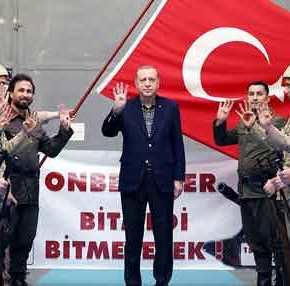 Μίχας: Πώς ο Ερντογάν στο τέλος θα καταστρέψει την Τουρκία.