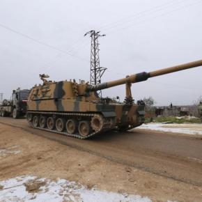 «Αδειάζουν» Έβρο & Κατεχόμενα οι Τούρκοι – Στέλνουν δυνάμεις στηνΙντλίμπ