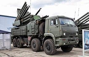 Κι άλλο ρωσικό αντιαεροπορικό σύστημα παραδόθηκε στοΒελιγράδι