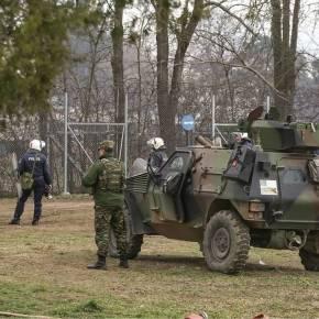 Έβρος: Έκρυθμη η κατάσταση – Χιλιάδες μετανάστες «πολιορκούν» τα σύνορα – Ενισχύονται οιδυνάμεις