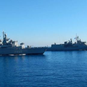 Οι Τούρκοι φοβούνται & αποδέχονται την ανωτερότητα των ΕΔ : »Κλειδώνουν την Α. Μεσόγειο οι Έλληνες – Είναι έτοιμοι γιαπόλεμο»