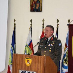 Ο Αρχηγός ΓΕΕΘΑ επισκέφθηκε την Ανωτάτη Διακλαδική Σχολή Πολέμου(pics)