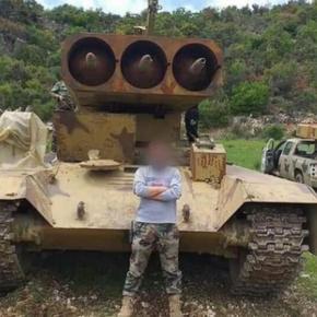 Ιντλίμπ: Ο Συριακός Στρατός μετέφερε το πυραυλικό θηρίο Golan-1000.Ολοταχώς για σύγκρουση στην Ιντλίμπ Σύριοι καιΤούρκοι.