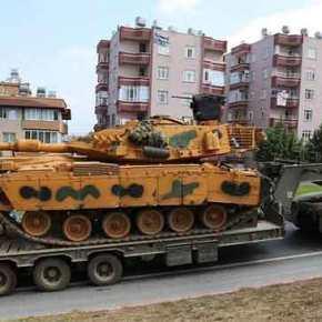 ΤΡΩΝΕ ΞΥΛΟ οι τούρκοι στη Συρία: Ανακατέλαβαν στρατιωτική βάση στο Ιντλίμπ οι δυνάμεις τουΆσαντ