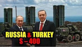 Ο Ερντογάν μαθαίνει πόσο καλοί είναι οι S-400! Τα ρωσικά συστήματα έχουν καθηλώσει τη τουρκικήαεροπορία