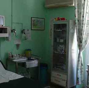 Αλλοδαποί παράνομοι μετανάστες «έγδυσαν» το νοσοκομείο της Λέρου: Πήραν από κλιματιστικά έωςπιεσόμετρα
