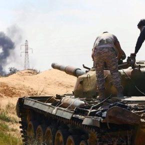Η Λιβύη τάφος των Τούρκων και των μισθοφόρων του Ερντογάν…Νεκροί