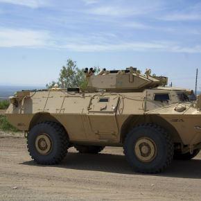 Βήμα θωράκισης: Η ώρα της Αμερικανικής βοήθειας – Τεθωρακισμένα Οχήματα Ασφαλείας M1117 το πρώτο«δώρο»