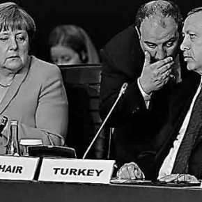 Οι Γερμανοί »σκύβουν» το κεφάλι στον Ερντογάν: Ενισχύουν με 32 εκατ. ευρώ την τουρκική ακτοφυλακή – »Χτύπημα» κατάΕλλάδας