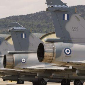 Πολεμική Αεροπορία: Η συντήρηση Mirage 2000-5 στο επίκεντρο επαφών τηςΔΑΥ