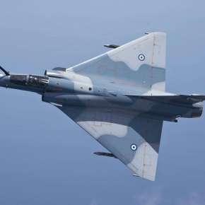 Πώς τα ελληνικά Mirage έκαναν επίδειξη ισχύος στα τουρκικάF-16