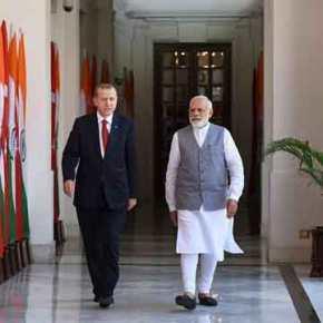 Διπλωματικό επεισόδιο Ινδίας-Τουρκίας – Το Ν. Δέλχι κάλεσε για εξηγήσεις τον ΤούρκοΠρέσβη