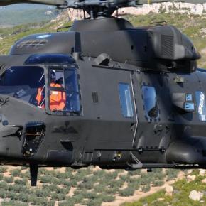 Βγαίνουν από τον «πάγο» τα πανίσχυρα NH90 – Μεταφέρουν κομάντος στο Καστελόριζο μόλις σε μιάμισηώρα