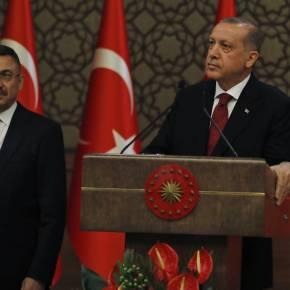 Ερντογάν: Ανθελληνικός… μεγαλοϊδεατισμός για να διασωθεί πολιτικά(pics)