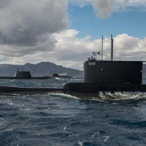 Δεν »κατεβαίνουν» σε άσκηση του ΝΑΤΟ οι Τούρκοι: Φοβούνται νέα εικονική προσβολή από ελληνικά υποβρύχια όπως το2017