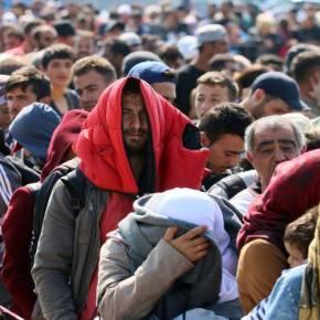 Η Τουρκία ανοίγει τα σύνορά της στους Σύρους πρόσφυγες για να πάνε στηνΕυρώπη