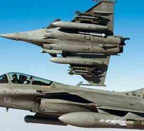 Καρφί στο Μάτι της Άγκυρας από το Παρίσι… Μόνιμη μεταστάθμευση γαλλικών μαχητικών στην αεροπορική βάση στηνΠάφο