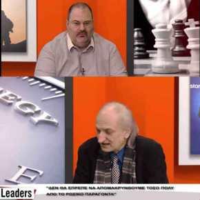LEADERS 10.02.2020 | Αθ. Δρούγος – Οι Γερμανοί στηρίζουν τoνΕρντογάν.