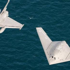 Έρχεται θανατηφόρο υπερόπλο στο Αιγαίο: Στο τελικό στάδιο το stealth UCAV nEUROn – Δοκιμαστική πτήση μεRafale