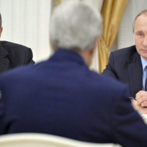 «Ξεσπάθωσε» η Μόσχα στις προκλήσεις της Τουρκίας: «Εμείς τηρούμε όσα έχουμε αναλάβει στηΣυρία»