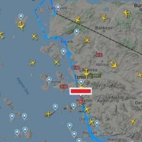Τουρκικά drone «χτένισαν» τα ελληνικά νησιά – Ψάχνουν ελεύθερο πεδίο για τουςμετανάστες