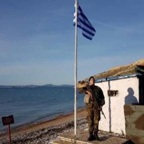 """""""Εγκαταλείπουμε τη λογική των ελεύθερων συνόρων""""… λέει ο ΑλκιβιάδηςΣτεφανής"""