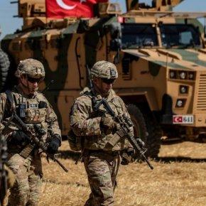 Συρία: Σφοδρές συγκρούσεις του τουρκικού στρατού με τις δυνάμεις τουΆσαντ