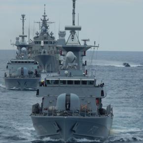 Με «σαπιοκάραβα» επιχειρεί το τουρκικό Πολεμικό Ναυτικό – Στρατηγική υπεροχή της Ελλάδας σε Αιγαίο-Α.Μεσόγειο