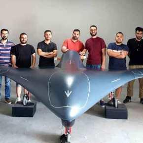 «Απάντηση» Ελλάδας σε Τουρκία: Σε οκτώ μήνες σηκώνονται τα πρώτα ελληνικής κατασκευήςDrones