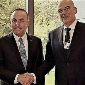 Ν.Δένδιας: «Η Ελλάδα είναι έτοιμη για μια έντιμη συνεννόηση με τηνΤουρκία»!