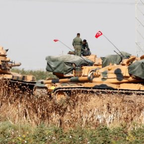 Συρία: Ετοιμάζει μεγάλη αντεπίθεση ο Ερντογάν! Στην Ιντλίμπ ο τουρκικόςστρατός