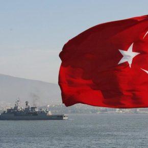 Φρενίτιδα NAVTEX στην Τουρκία: 16 σε μία μέρα! Πολεμικά πλοία στην καρδιά του Αιγαίου[pics]