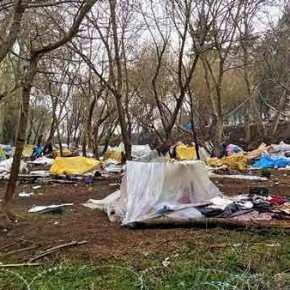 """Ήττα Ερντογάν: """"Σκούπισε"""" τους λαθρομετανάστες από τιςΚαστανιές"""