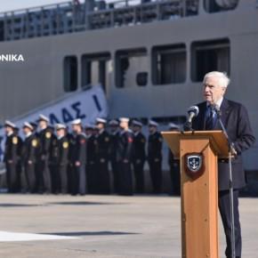 Ευχαριστούμε την οικογένεια Π. Λασκαρίδη!  «Στηρίζουμε την Πατρίδα:  Η νέα μεγάλη δωρεά Λασκαρίδη στο ΠολεμικόΝαυτικό»