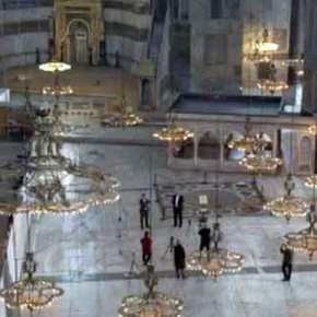Τουρκία: Πρόκληση στην Αγιά Σοφιά – Ιμάμης λέει καλεί σεπροσευχή