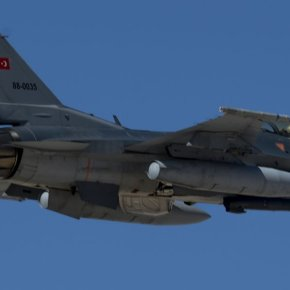 Σε ύψος 180μ. πάνω από ελληνικό έδαφος στον Έβρο πέταξαν τουρκικά F-16 – Παρενόχλησαν ελικόπτερο τηςΑΣ