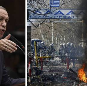 Μεταναστευτικό: Όργιο προπαγάνδας από τους Τούρκους – Χυδαίοι προβοκάτορες καιεπικίνδυνοι