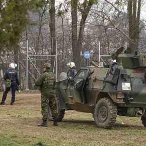Βίντεο-ντοκουμέντο: Τούρκοι ρίχνουν χημικά με βομβιδοβόλα κατά των ελληνικών δυνάμεων στις Καστανιές! – ''Σιωπή'' ΝΑΤΟ στιςπροκλήσεις