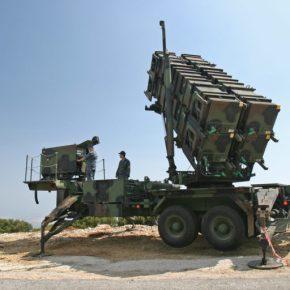 ΑΠΟΨΗ: Μήπως η αγορά επιπλέον Patriot είναι σημαντικότερη ή προηγείται από την αγορά τουF-35;