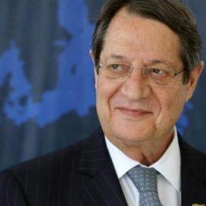 Ν. Αναστασιάδης: Πρέπει να ληφθούν μέτρα για τη ροή μεταναστών μέσω της πράσινηςγραμμής