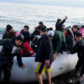 Η Τουρκία απαγόρευσε μετακίνηση μεταναστών προς τα ελληνικάνησιά