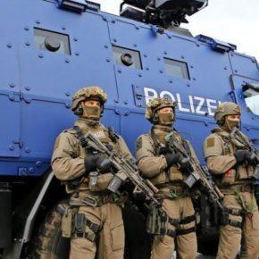 Τμήμα της αντιτρομοκρατικής Einsatzkommando Cobra έστειλε η Αυστρία στονΈβρo